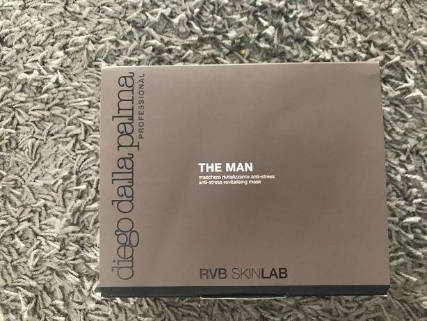 Maseczki THE MAN- Diego dalla palma- Profesjonalny zestaw!