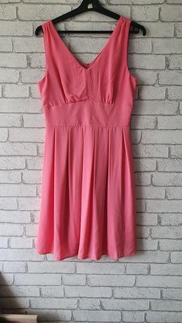 Sukienka letnia Orsay roz. 38 blady róż