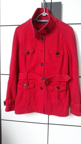 Czerwony płaszczyk NEXT