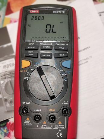 Мультиметр UNI-T UTM 171B (UT71B)