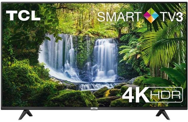 HIT LED 55 Thomson TCL Android TV 4K Smart TV Wi Fi  Bluetooth NOWY!