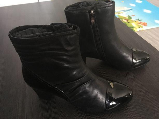 Зимние ботинки Chester, новые, 37 размер, шикарные