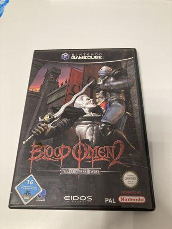 Blood Omen 2 Nintendo Gamecube wersja Niemiecka