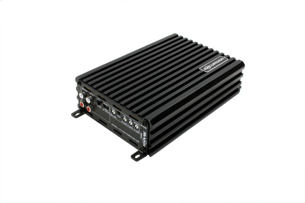 Wzmacniacz Excursion HXA-1K Promocja! moc RMS: 1x600W 2ohm Bas Audio Skrzyszów - image 1