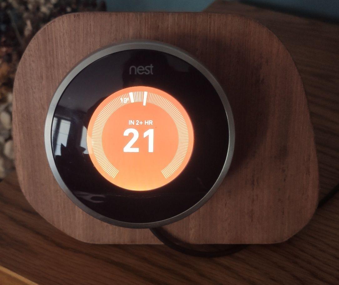 Termostato Inteligente Google Nest 2nd Gen