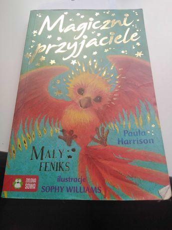 """Książka,, Magiczny przyjaciele mały feniks"""""""
