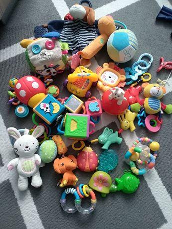 Duzo zabawek dla najmlodszych