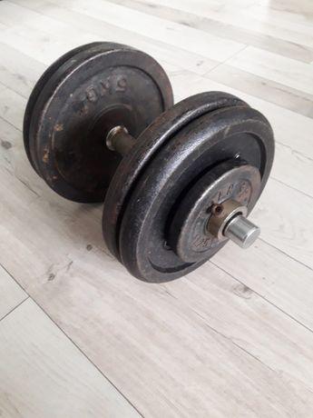 Hantla żeliwo 24kg