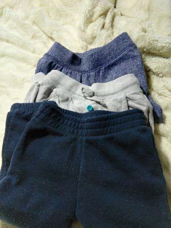 Komplet spodni rozm.86 - 3 sztuki