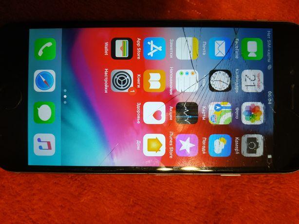 Продам iPhone 6 16gb на запчасти