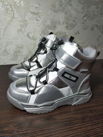 Ботинки Том. м зимние