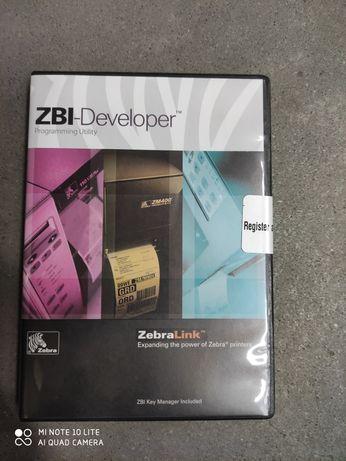 ZBI 2 Zebra - kreator etykiet.