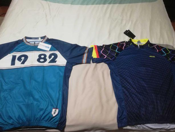 Jersey btt / ciclismo XXL novas