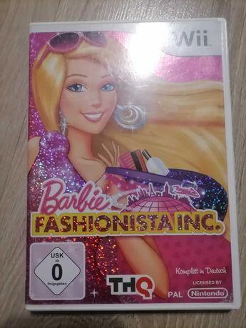 Barbie Fashionista Inc. Wii