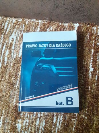 Podręcznik dla kursu kategorii B
