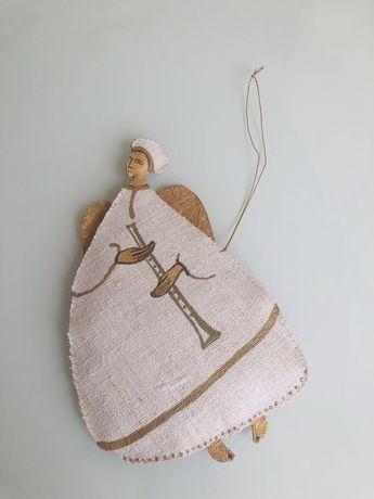 Ангел Подвеска Декор ручная работа handmade