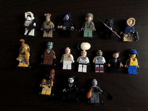 LEGO Лего минифигурки minifigures Star Wars звёздные войны