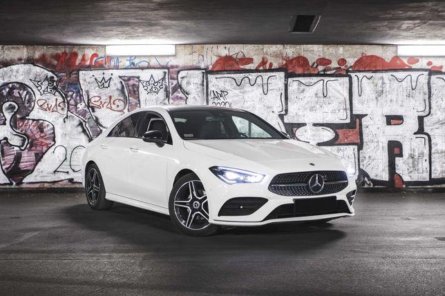 Mercedes CLA - Wynajem Wypożyczalnia Samochodów Aut Poznań