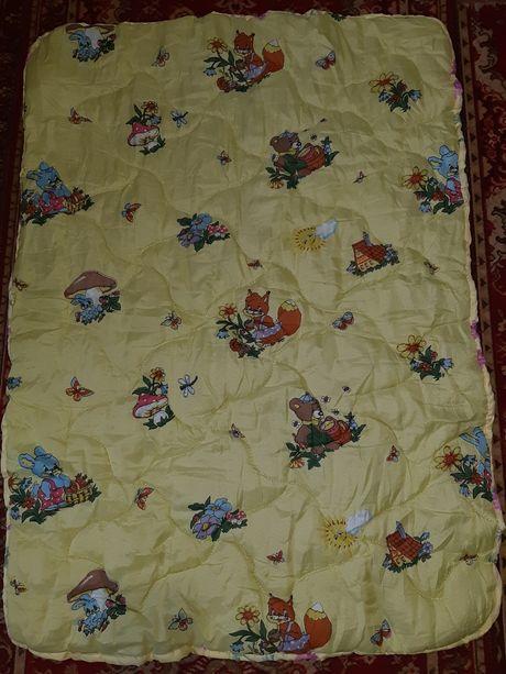 Детское одеяло синтапон