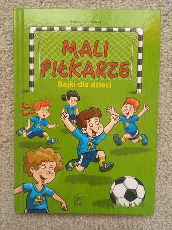 """""""Mali piłkarze. Bajki dla dzieci"""". Aukcja charytatywna"""