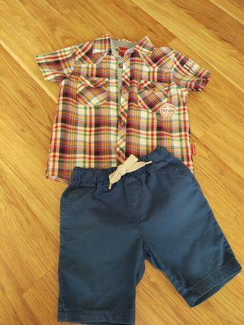 Летний костюм,шорты, тенниска 2-3 года