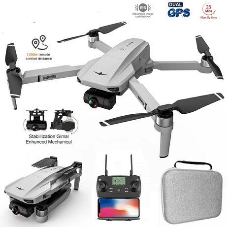 Квадрокоптер KF102 GPS 4K 5G + кейс