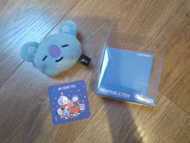 BT21 Koya heatable toy BTS Kpop