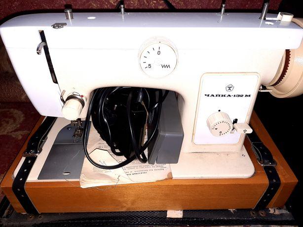Чайка 132М швейна машинка