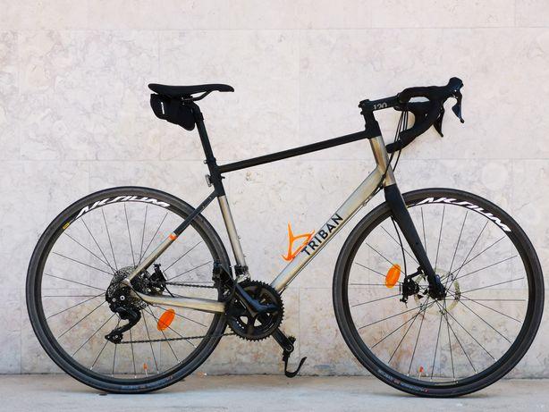 Bicicleta Triban RC520 Gravel