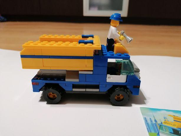 Конструктор  грузовик (как лего) lego