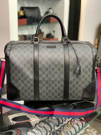 Дорожная сумка для багажа багажная сумка саквояж Гуччи Gucci c630