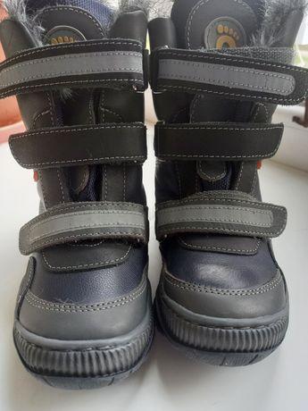 Продам ортопедические зимние ботинки