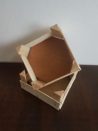 Koszyk Skrzynka skrzynki drewniane
