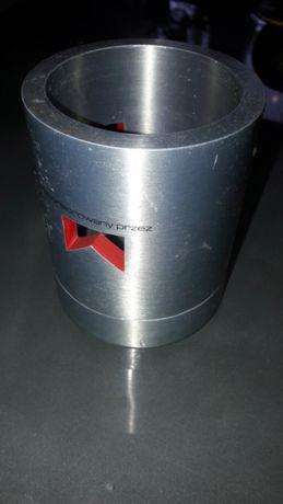 Marlboro Stalowy Swiecznik na T Lighta w kształcie cylindra