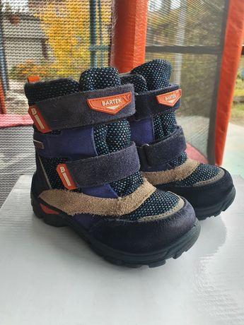 Зимние ботинки Bartek 24р. в отличном состоянии