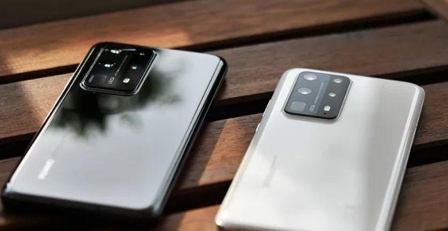 Смартфон Huawei P40 Pro телефон Хуавей п40 про с Чехлом и стеклом