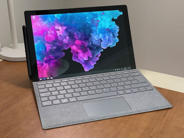 Surface Pro 6 i5/8/256, Teclado, Caneta, Mini DisplayPort-HDMI