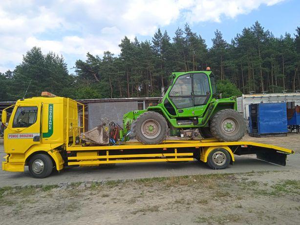 Renault Midlum Pomoc Drogowa