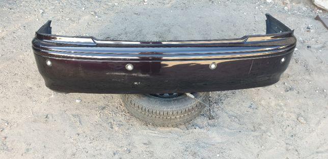 Honda Accord VI zderzak tył tylny czarny nh605p fioletowy przedlift