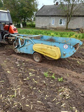 Kopaczka do ziemniaków, Kopaczka elewatorowa transport