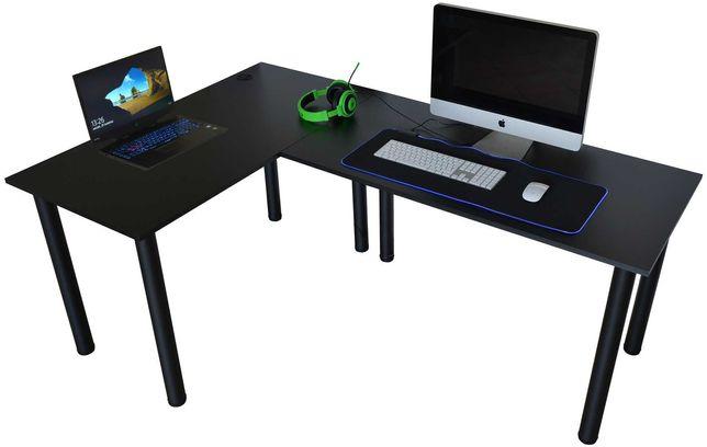 Biurka Gamingowe Narożne Basic różne kolory