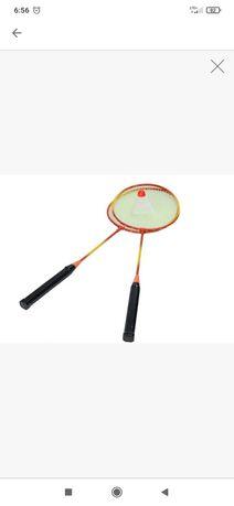 Badminton, plus lotka