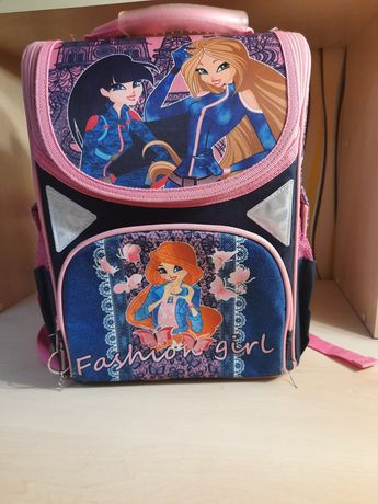 Рюкзак шкільний Вінкс