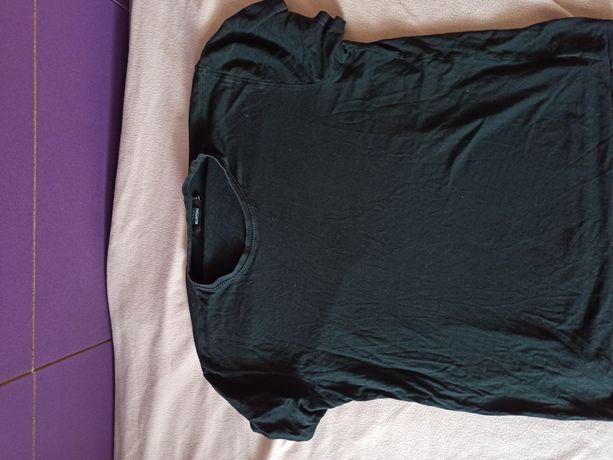 Czarna koszulka Burton.