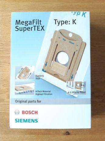 Nowe oryginalne worki do odkurzacza Bosch Siemens Typ K BBZ41FK