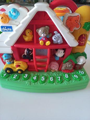 Brinquedo  Chicco  Bilingue
