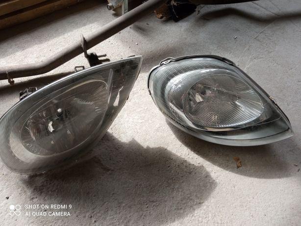 Lampa przednia tylna kierunkowskaz Renault Trafic