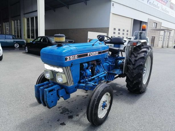 Trator Agrícola 3910