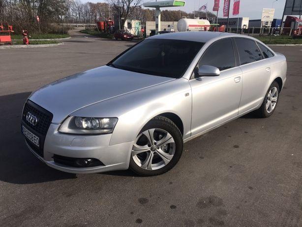 Audi a6 quattro S line