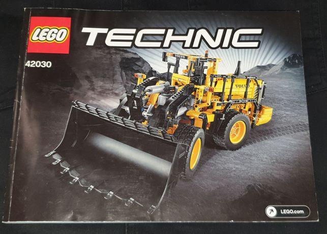 LEGO TECHNIC 42030 oryginalna instrukcja
